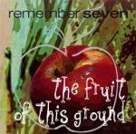 Remember Seven CD Cover