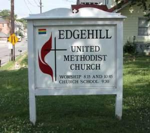 Edgehill United Methodist Church