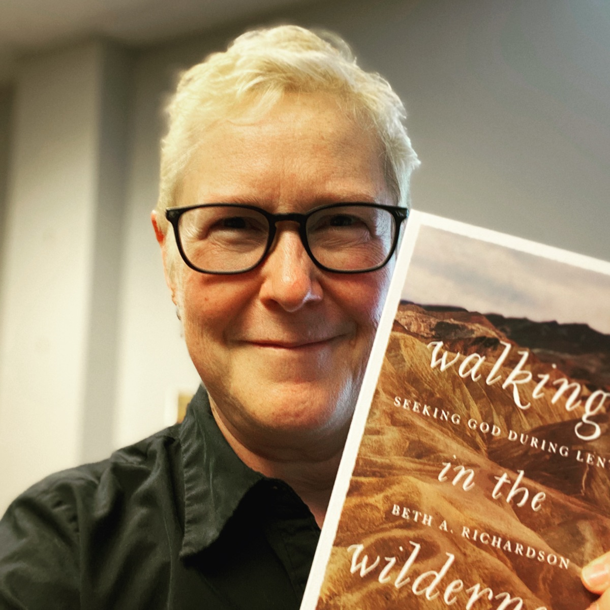 My New Book – Walking in the Wilderness